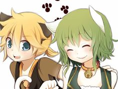 It's a wonderful Cat life. ❤٩(๑•◡-๑)۶❤ Vocaloid Gumi