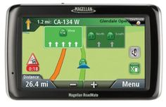 Magellan RoadMate 3045 47Inch Portable GPS Navigator >>> Click on the image for additional details.