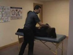 Touch For Health Level 4, 42 Muscle Testing Demonstration Part 1 - YouTube