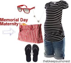 Memorial Day Maternity Fashion