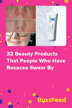 32 Beauty Products That People Who Have Rosacea Swear By Flaky Skin, Rosacea, Sephora, Sensitive Skin, Beauty Products, Moisturizer, Budget, Skin Care, People
