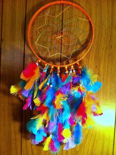 Tye Dye Dreamcatcher....awesome!!!