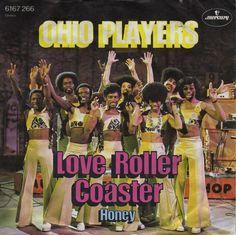 70s Music, Music Mix, Soul Music, Music Love, Dance Music, Live Music, Ohio Players Love Rollercoaster, Funk Bands, Acid Jazz