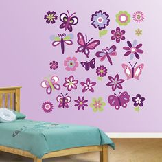 Garden Collection - General Kids Graphics - General Graphics. Fathead.