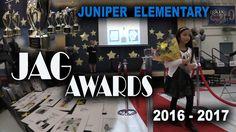 Red Carpet Jag Awards Juniper Elementary School