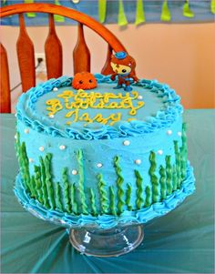Image Result For Octonauts Cake Birthday Fun Fourth First Parties