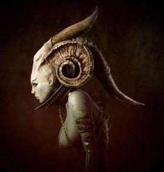demon woman - Buscar con Google
