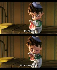 Meet the Robinsons, love this movie!!!