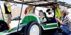 Palmdale High School solar car heading to Fort Worth - Aerotech News And Review - Discussion on Topix
