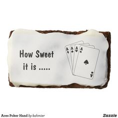 Aces Poker Hand Brow