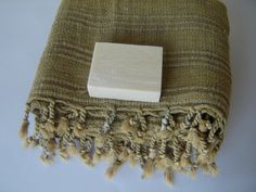 Vintage Style Handwoven Turkish Bath Towel Special by TheAnatolian, $32.00
