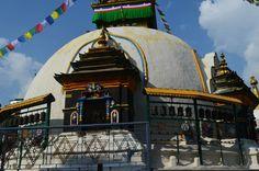 Ступа в Катманду.  Вокруг Аннапурны, Hikeup