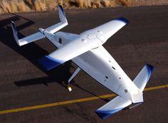 Boeing X-50A Dragonfly CRW UAV demonstrator