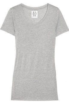 Zoe Karssen - Boyfriend-fit jersey T-shirt