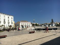 Beautiful Tavira, Portugal
