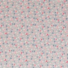 Fabric Tilda Stine Greygreen