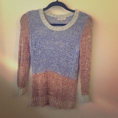 Gorgeous Madewell sweater Gorgeous Madewell sweater size small. Amazing condition worn a handful of times. Not too heavy Madewell Sweaters Crew & Scoop Necks