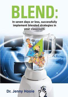 NEW Book! Blended Learning for teachers!