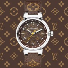 Louis Vuitton Watches, Blue Bedrooms, Tambour, Luxury Watches, Fashion Watches, Michael Kors Watch, Fashion Accessories, Geek Stuff, Collection