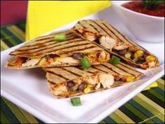 sw bbq chicken quesadilla recipe r-e-c-i-p-e-s