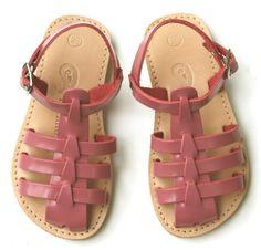 Theluto sandalen roze (maat 24-30)