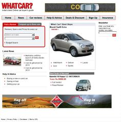 For the Whatcar? Magazine