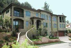 Vanessa Hudgens' Home in Studio City, California.