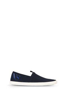 Armani Slip-on Shoes Für Ihn schuhe Emporio Armani, Armani Jeans, Vans Classic Slip On, Sneakers, Fashion, Shoe, Men, Tennis, Moda