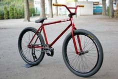 FXFS  Durcus One Bikes:KILLIN' IT FRAME/FORK/HANDLE BAR