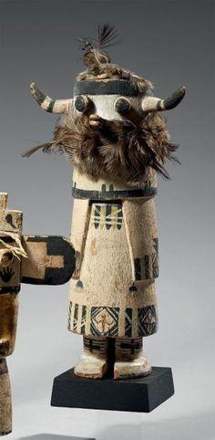 Kachina Zuni Shalako Hopi, Arizona, U.S.A Circa 1930