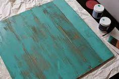 Resultado de imagen para tecnicas en madera vintage