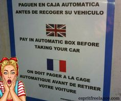 Traduction Low Cost - Mauvaise Traduction