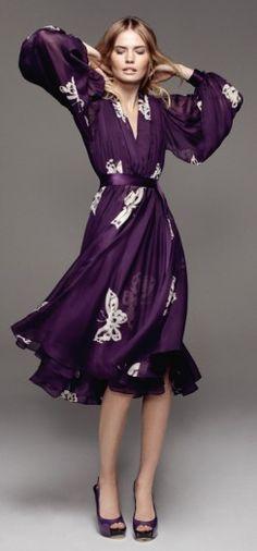 1f3e8ff35e Purple Dress  2dayslook  PurpleDress  kelly751  anoukblokker www.2dayslook .com