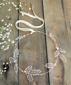 vid de novia accesorios de la boda casco de por JoannaReedBridal