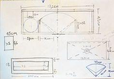 panoramic pinhole sketch