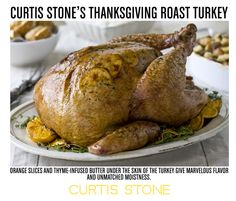 http://www.curtisstone.com/Recipes/Mains/Roast-Turkey.aspx - I've made this turkey many times and loved it.