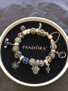 My Disney pandora bracelet. Need to buy the Disney exclusive bracelet. ✌ ▄▄▄Find more here: Click http://xelx.bzcomedy.site/✌▄▄▄ PANDORA Jewelry Mo