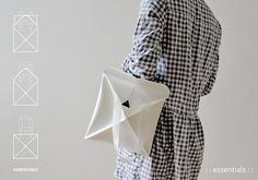 3 | A Clever, Shape-Shifting Bag Inspired By Origami | Co.Design | business + design