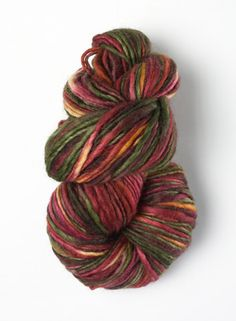 Manos wool. Must find an excuse to buy some of this to knit with.