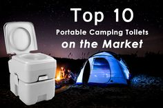 Find here the best 10 portable camping toilets on the market. We have tested all products. Now you can enjoy with camping & spend good times.
