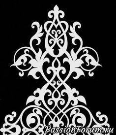 Трафареты. Часть вторая. - запись пользователя lora (Лариса) в сообществе Картинки для творчества в категории Фоны, рамки, трафареты Persian Pattern, Arabic Pattern, Stencils, Stencil Painting, Stencil Patterns, Stencil Designs, Wood Crafts, Paper Crafts, Islamic Patterns
