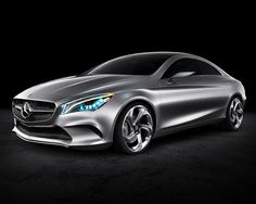 Concept CSC from Mercedes