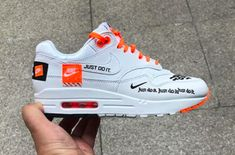 Look For The Nike Air Max 1 Just Do It This Year | #SNKRStech | 🌐 Via: KicksOnFire.com