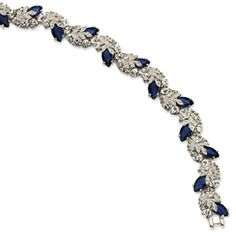 The Jacqueline Kennedy Collection Snowflake Bracelet