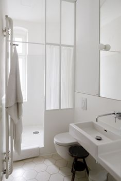 Salle de bains minim