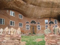 Cave Palace Ranch: Solar Powered Cave Dwelling Is Truly A Palace!