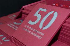 Top 50 branduri romanesti. #BrandRo
