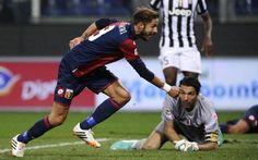Luca Antonini, un campione di semplicità #antonini #genoa.gol #juve