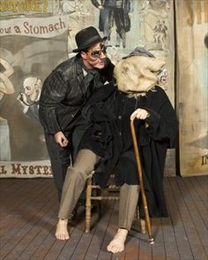 """RUN EXTENDED: BYU to stage """"Elephant Man"""" Nov. 2-19, 2011 at Margetts Theatre"""