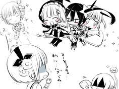 Mahō Shōjo Ikusei Keikaku Magical Girl Raising Project, Maho, Light Novel, Shoujo, Cool Girl, Anime, Girls, Projects, Fictional Characters